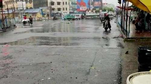 West Bengal Weather Update: রাতভর বৃষ্টিতে জলমগ্ন শহর, আরও দু'দিন চলবে দুর্যোগ