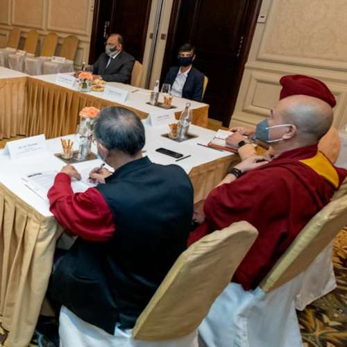 US-China: अमेरिका पर भड़का चीन, दलाई लामा के प्रतिनिधि से ब्लिंकन के मिलने पर बिफरा