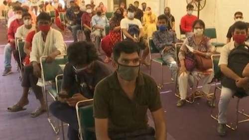 Corona Update: लगातार दूसरे दिन 43 हजार से ज्यादा केस, केरल-महाराष्ट्र ने बढ़ाई चिंता