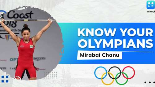 Lifting hope   Mirabai Chanu