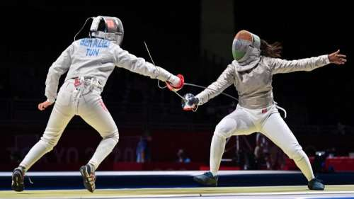 Tokyo Olympics 2020: fencer Bhavani Devi makes history but goes down fighting