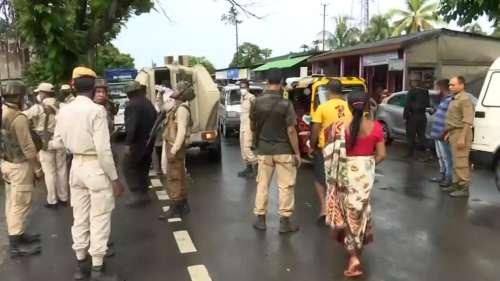 Assam, Mizoram : সীমান্ত সংঘর্ষের ঘটনায় অসমের মুখ্যমন্ত্রীর নামে FIR মিজো পুলিশের