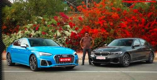 Audi S5 vs BMW M340i review