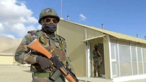 LAC: सीमा पर तनाव कम करने को लेकर उत्तरी सिक्किम में भारत-चीन के बीच हॉटलाइन स्थापित