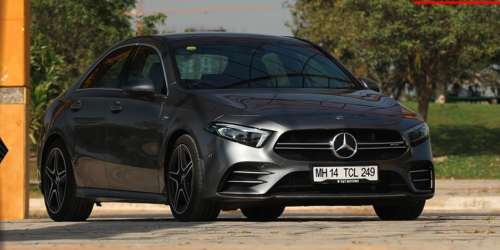 Mercedes A 35 AMG review
