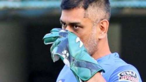IPL 2021: Dhoni smacks huge sixes in Chennai Super Kings' practice game