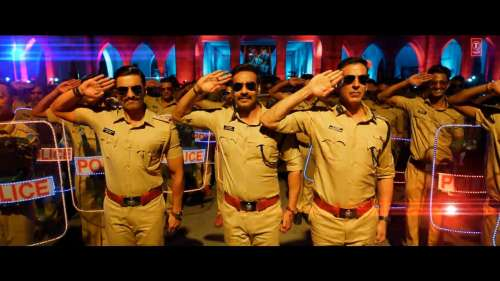 Sooryavanshi's new song 'Aila Re Ailla' will set you in the festive mood