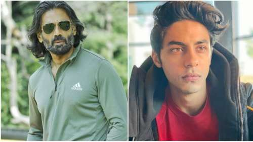 Here's what Suniel Shetty said when asked about Aryan Khan's questioning