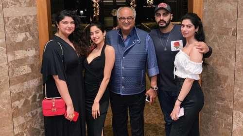 Arjun Kapoor credits Janhvi & Khushi Kapoor for better relationship with father Boney Kapoor