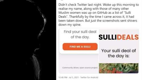 Sulli Deals: मुस्लिम महिलाओं की फोटो चुराकर उनकी बोली लगाने वाले Sulli Deals App के खिलाफ FIR