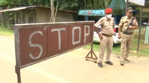 Assam blocking medical supplies amid Covid-19 wave: Mizoram govt