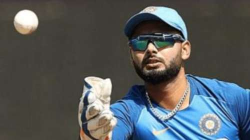 BCCI chief Sourav Ganguly defends Rishabh Pant, says 'can't wear mask all the time'