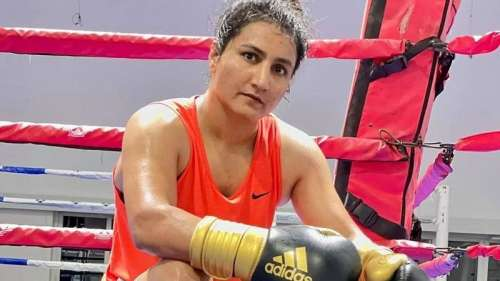 Tokyo Olympics 2020: boxer Pooja Rani storms into Women's Middleweight QF