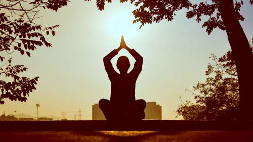 Do you feel sleepy while meditating? Here's why it may be happening