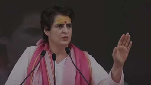 PM has time to visit Lucknow but not Lakhimpur Kheri: Priyanka