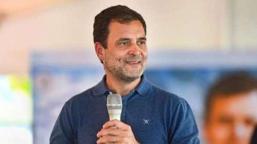 Friendship Day: How Congress leader Rahul Gandhi wished PM Modi