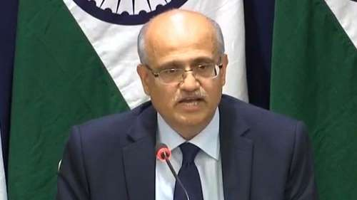 Vijay Gokhale blames Left parties 'close relationship' with China over Indo-US nuke deal