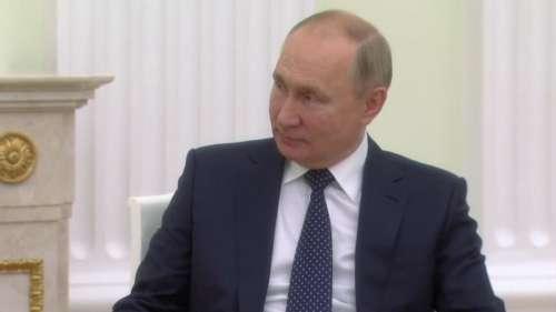 Vladimir Putin to self-isolate over Covid cases in inner circle: Kremlin