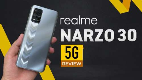 Realme Narzo 30 5G Review: should you buy this 5G phone?