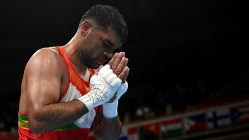 Tokyo Olympics 2020: boxer Satish Kumar crashes out, loses in quarters