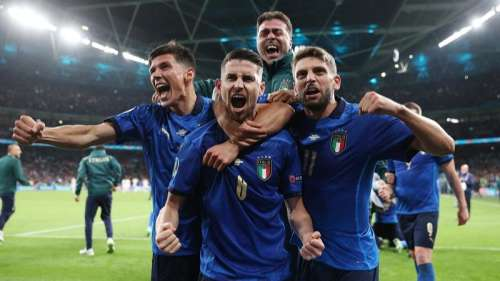 Italy beat Spain on penalties to enter their 4th Euro final