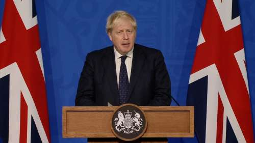 Covid warning from UK PM, new plan to include boosters but no lockdowns