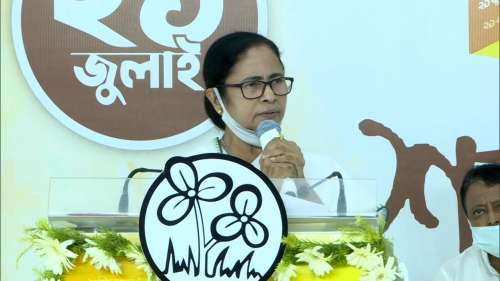 On Shaheed Diwas, Mamata Banerjee pitches for Opposition unity in 2024, says 'Khela hobe'