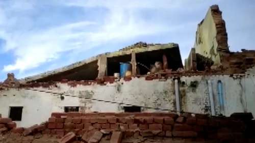 MP: 22 prisoners injured as barrack wall collapses in Bhind district jail