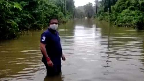 Goa Flood:মহারাষ্ট্রের মতো গোয়াতেও বিধ্বংসী বন্যা, হাজারেরও বেশি ঘর ভেঙেছে