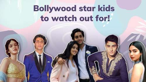 A deeper look at Bollywood star kids who may make their silver-screen debut soon