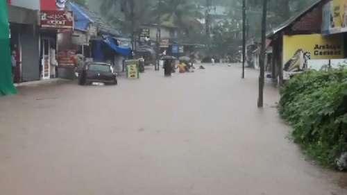 Incessant rains trigger landslides in Kerala, red alert for 5 districts