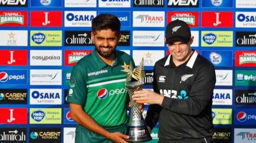 Pakistan Vs NZ Series: मैच से ऐन पहले कीवी टीम ने रद्द किया अपना पाकिस्तान दौरा, सुरक्षा का दिया हवाला