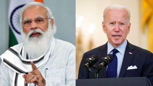 Joe Biden to host PM Modi, other Quad leaders on Sept 24: White House