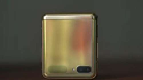 Evolution of foldable phones