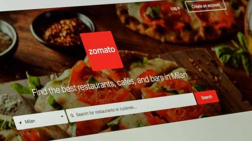 Zomato's sizzling listing! Lists with a 60% premium and a marketcap of over Rs 1 lakh cr
