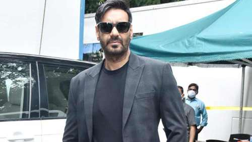 First look: Ajay Devgn takes the ultimate survival challenge in 'Into The Wild With Bear Grylls'