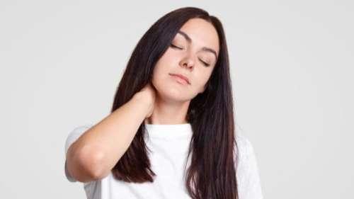 Get rid of dark neck
