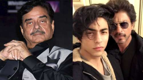 Shatrughan Sinha on Aryan Khan's arrest: Shah Rukh is the reason why his son is being targeted