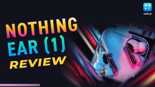 Nothing Ear 1 review
