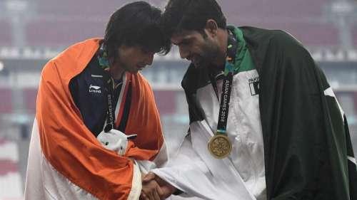 Neeraj Chopra plays down any foul play by Pakistani javelin thrower during Olympics