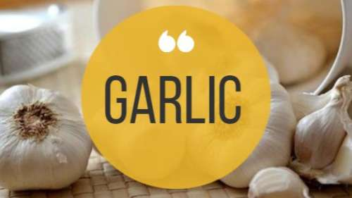 Not only can it scare Vampires, Garlic has some other superpowers as well!