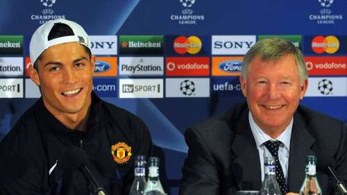 Return to Manchester United is 'the best decision', says Ronaldo