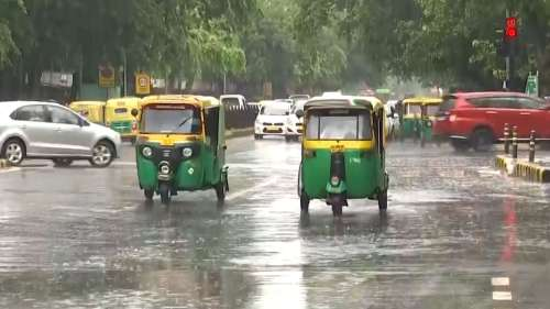 Delhi: Highest rainfall this monsoon since 1964; more in store