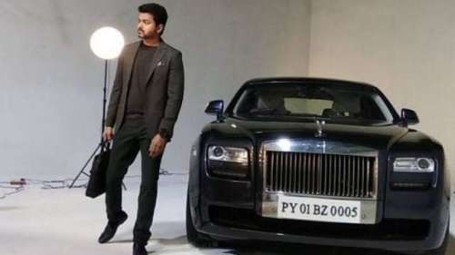 Court fines Thalapathy Vijay ₹1 lakh for seeking tax exemption on his Rolls-Royce Ghost