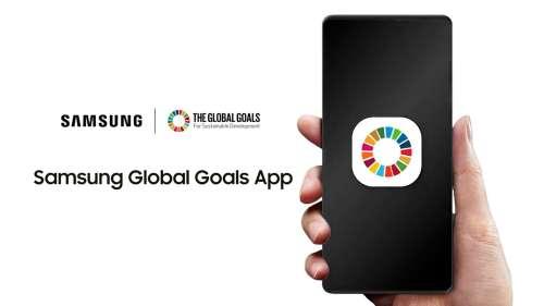 Samsung partners with United Nations Development Program for Global Goals app