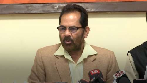 Minorities Affairs Minister: punish cop if he shouted 'go to Pak'