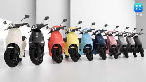Ola Rs 600 Crore: 1 दिन में ही Ola ने बेच डाले रिकॉर्ड Rs 600 करोड़ के Electric Scooters