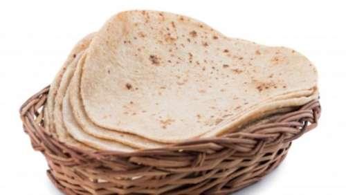 रोटी के अनेक ऑप्शंस