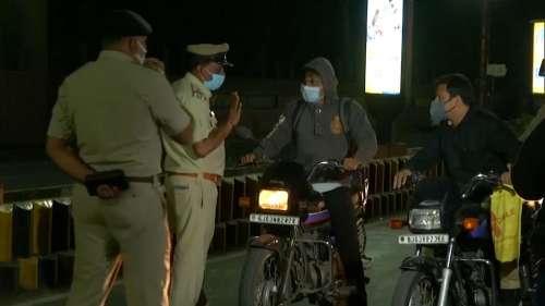 West Bengal Lockdown : নাইট কারফিউ ভাঙলে কড়া ব্যবস্থা, সব জেলায় নির্দেশ নবান্নের