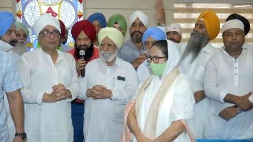 Mamata Bypoll: भवानीपुर में सिख समुदाय की अपील- 'फिर एक बार, बीजेपी का बहिष्कार'